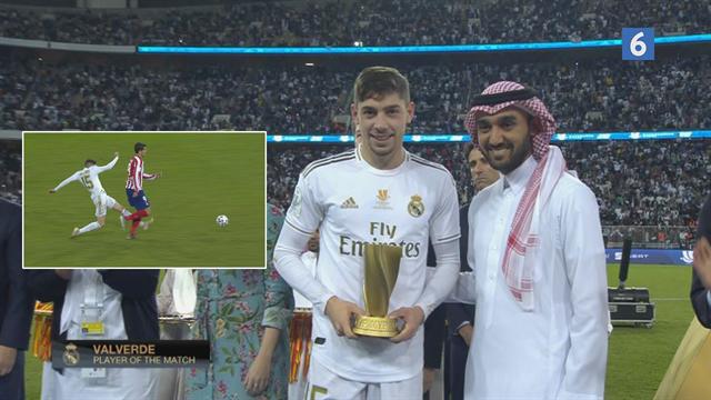 Piil og Bischoff kan ikke holde masken: Real Madrid-skurk kåret som kampens spiller