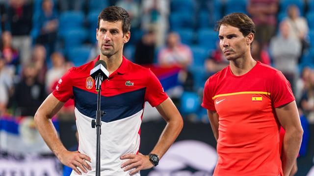 Tras la ATP Cup, Nadal pide una única copa del mundo de tenis por equipos y no dos competiciones