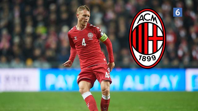 Landsholdsanfører skifter til AC Milan