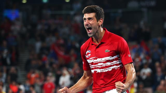 «Надеюсь, не в этом году». Джокович – о том, когда теннисист из некстгена выиграет «Большой шлем»