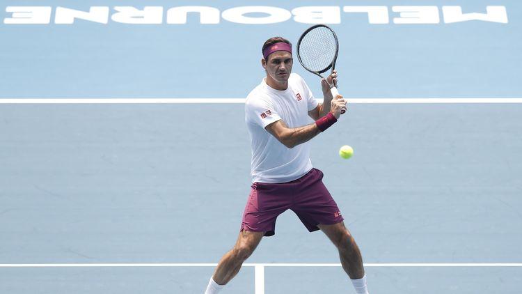 Australian Open News Roger Federer Questioned Own