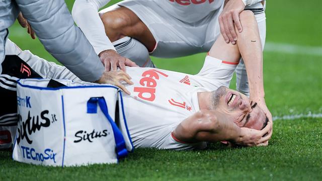 La Juventus perde Demiral. Lesione al crociato anteriore del ginocchio sinistro