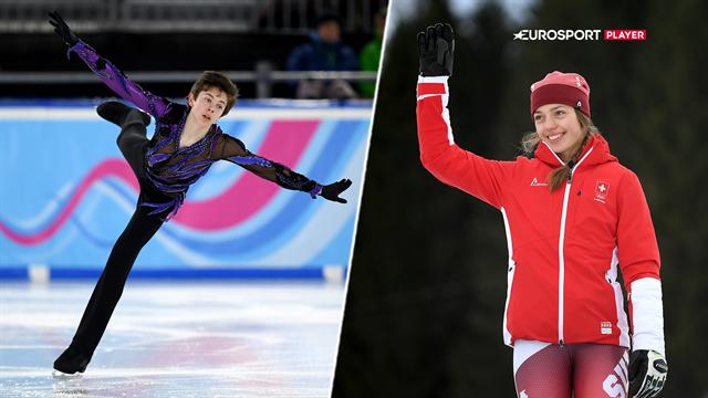 Verdens største talenter er samlet: Se højdepunkter fra ungdoms-OL lige her