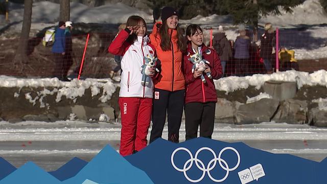 Jeugd Olympische Winterspelen 2020 | Grevelt winnaar 500 meter