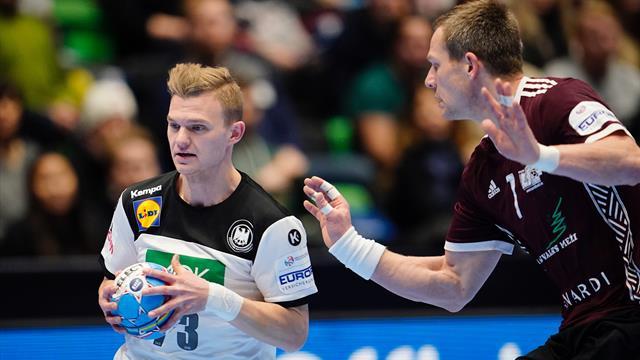 Handball Em 2020 Lettland Deutschland Live Im Tv