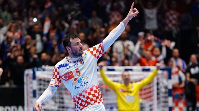 Duvnjak führt Kroatien zum Sieg über Serbien