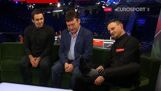 O'Sullivan calls for Gilbert to launch his own sock range