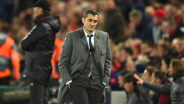 Aus bei Barça: Valverde bei Barcelona entlassen - Nachfolger steht schon fest