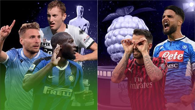 Gli Oscar del girone d'andata: Juve col minimo sforzo, Kulusevski new entry, Napoli flop, Dea show