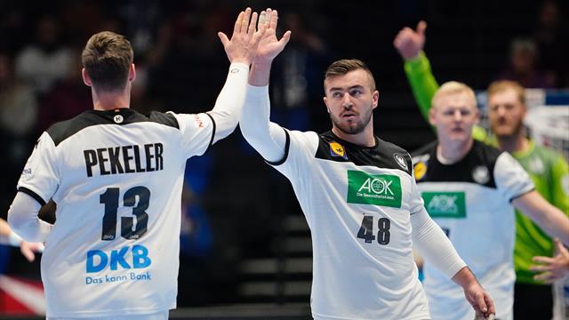 Handball Em 2020 Deutschland Startet In Der Hauptrunde