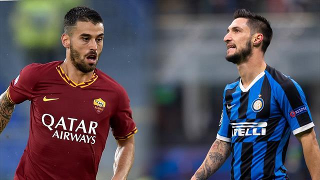 Lo scambio Spinazzola-Politano si farà: intesa tra Roma e Inter, mercoledì 15 le visite