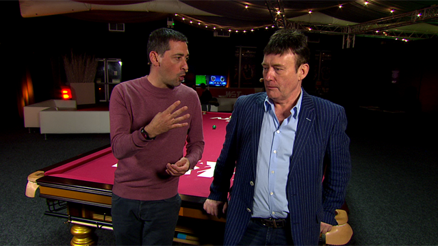 The Big Take: Jimmy White purrs over 'Tiger Woods shot'