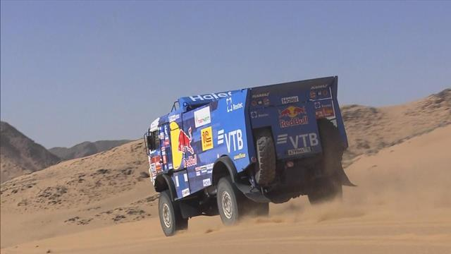 Dakar 2020: Andrey Karginov takes fourth stage win, extends overall lead