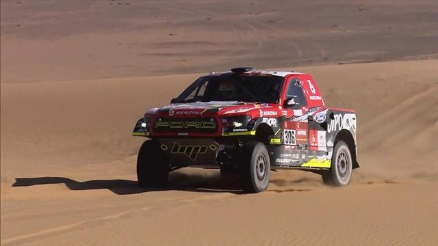 Dakar2020: Sainz retains lead as Serradori beats Alonso to Stage 8 win