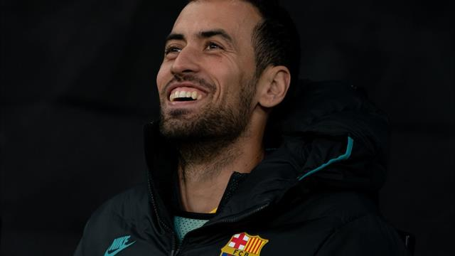 Cadoul lui Busquets pentru Quique Setien, noul antrenor al Barcelonei