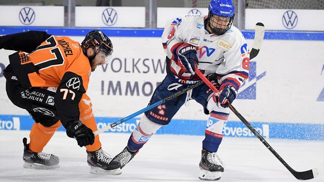 Ausnahmetalent Stützle führt internationales Ranking für NHL-Draft an
