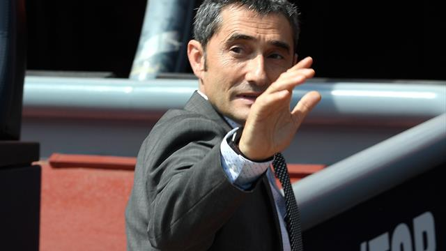 Read Valverde's farewell message after 'intense' spell at Barcelona ends