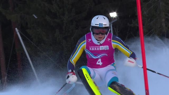 Adam Hofstedt secures gold at Youth Olympics Games