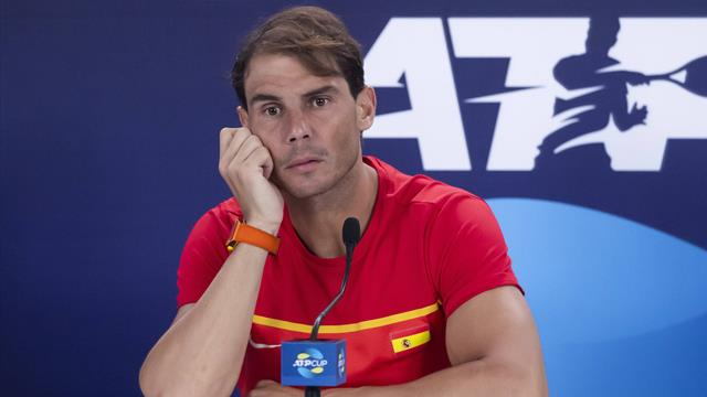 """Nadal kritisiert Fans: """"Respekt für die Spieler sollte da sein"""""""
