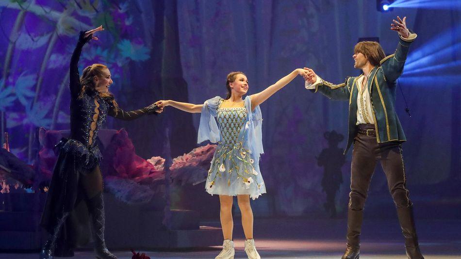 Алина Загитова в шоу «Спящая красавица»