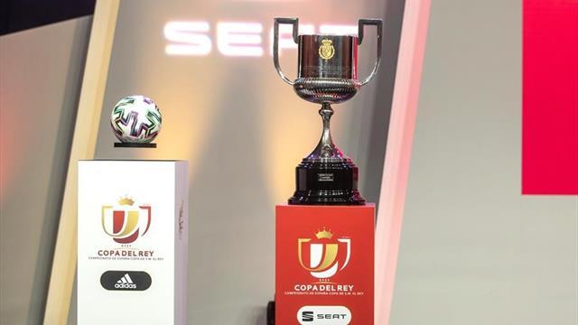 Ibiza-Barça, Unionistas-Madrid, Cultural-Atlético: las eliminatorias de 1/16 de la Copa del Rey
