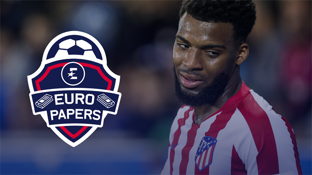 Thomas Lemar used as bait to get Arsenal striker – Euro Papers