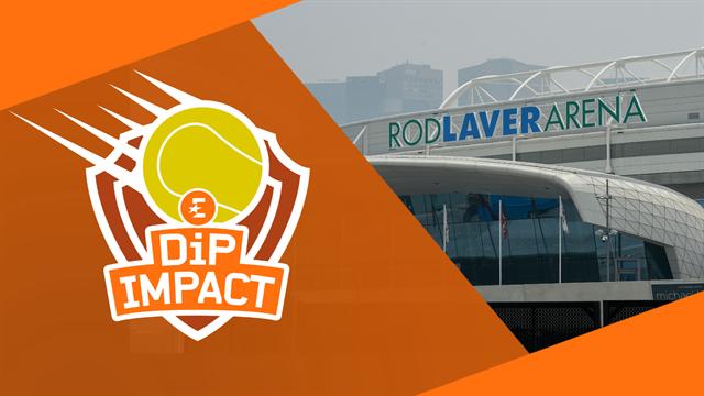 Ambiance irrespirable à Melbourne et ATP Cup dans le viseur : revivez DiP Impact !