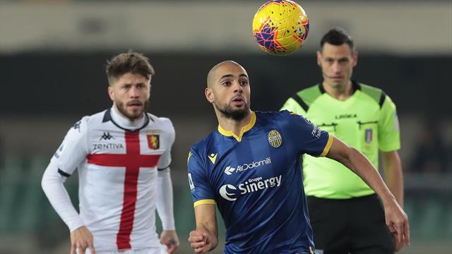 L'Inter fa la spesa dal Verona dopo Rrahmani i nerazzurri trattano per Kumbulla e Amrabat