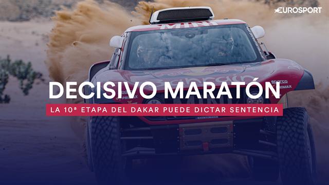 La 10ª etapa del Dakar: Un decisivo maratón que puede dictar sentencia y la importancia de las dunas