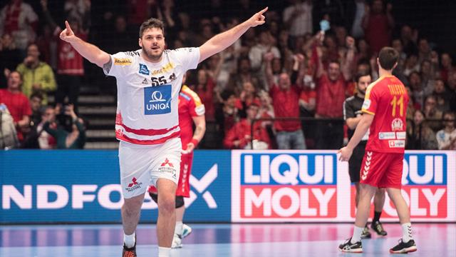 Handball Em 2020 Osterreich In Der Hauptrunde Gegen