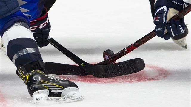 Eishockey: Titelverteidiger Frölunda und Mountfield im CHL-Finale