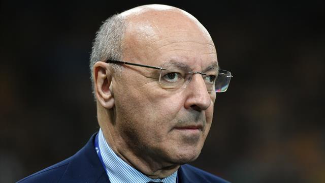 """Marotta: """"Scambio Spinazzola-Politano? Un'ipotesi. Eriksen o Vidal? L'Inter deve puntare in alto"""""""