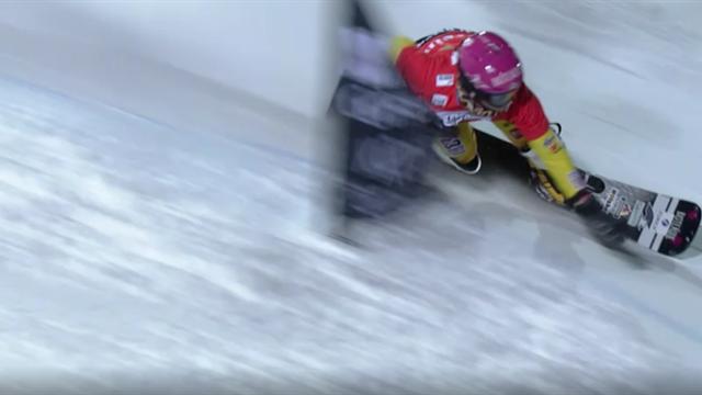 """""""Das ist ein Zauberlauf!"""" Hofmeister schlägt Ledecka im Finale"""