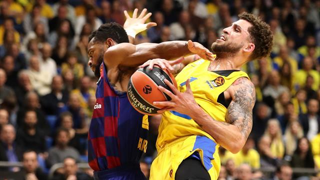 CSKA e Maccabi vincono i big-match con Real Madrid e Barcellona, il Fenerbahçe prosegue la risalita