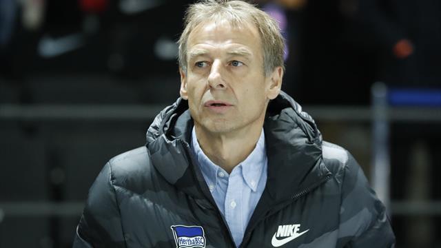 Wirbel um Klinsmann! Hertha-Trainer ohne Nachweis gültiger Lizenz