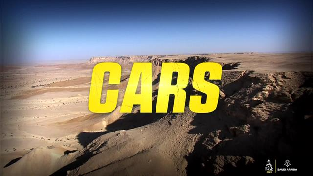 Dakar Rally   Hoogtepunten auto's dag 9