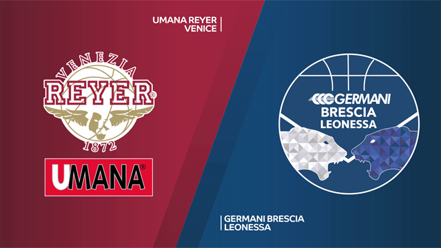 Highlights: Umana Reyer Venezia-Germani Basket Brescia 68-60