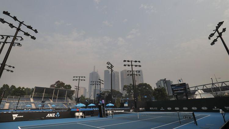 Australian Open 2020 News Smoke Threat Recedes As