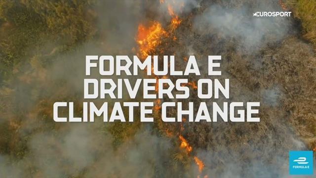 """Klimawandel bewegt die Formel-E-Fahrer: """"Wir müssen dringend etwas tun"""""""