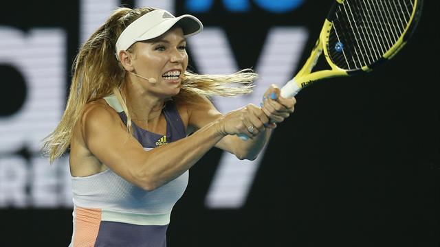 Wozniacki und Osaka: Ladies-Doppel fordert Nadal und Thiem