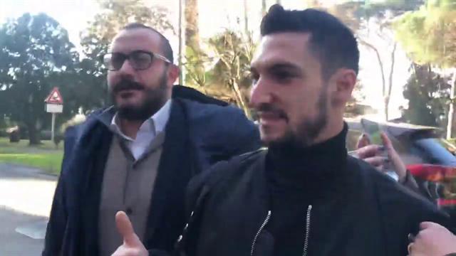 Politano-Roma: l'ex nerazzurro arriva nella Capitale per le visite mediche