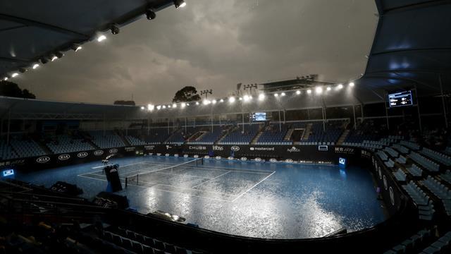 Qualificazioni: la pioggia e l'aria irrespirabile fermano il programma, fuori Giannessi e Gaio
