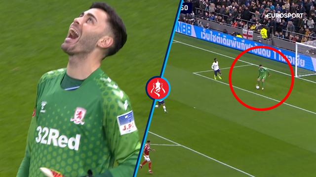 'Det er elendigt, det han laver der!' Middlesbrough-keeper spiller Lo Celso i drømmeland