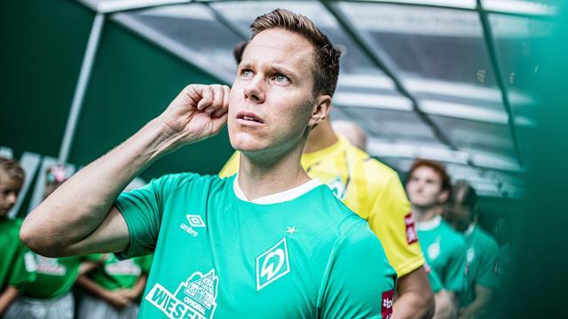 """""""Peinlich"""": Werder-Kapitän Moisander schämt sich für Hinrunde"""