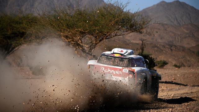 Dakar 2020: Sainz, un paso más cerca del triunfo y gran susto de Alonso en las dunas