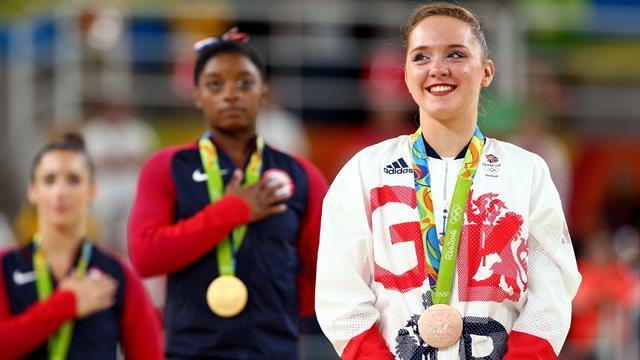 Olympic medallist Tinkler retires from gymnastics aged 20