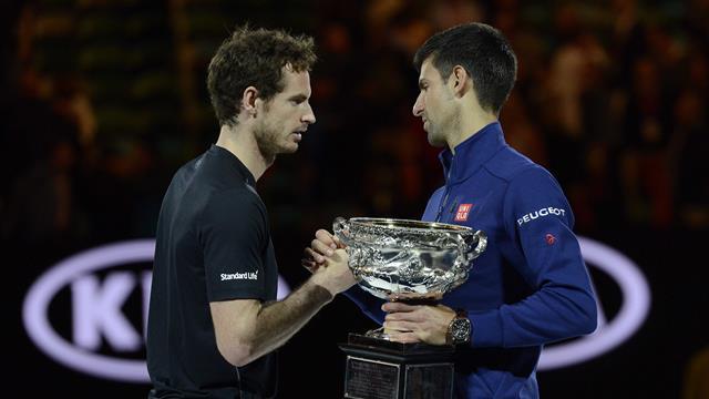 Djokovic, 7 sur 7 en finale : Paroles de victimes