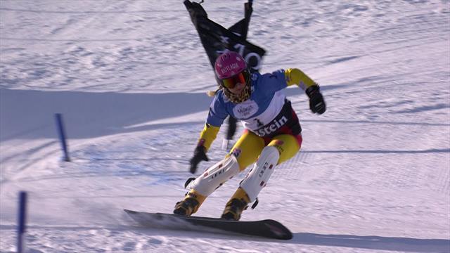 Fünfter Weltcup-Sieg infolge! Hofmeister auch im Team nicht zu stoppen
