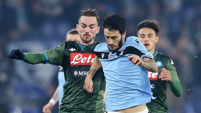 Napoli-Lazio e Inter-Fiorentina ai quarti: il tabellone completo e il calendario della Coppa Italia