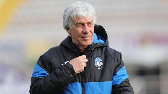 """Gasperini: """"Stanchi dopo l'Inter. Io figlio di p... secondo i tifosi della Fiorentina? Lo sono loro"""""""
